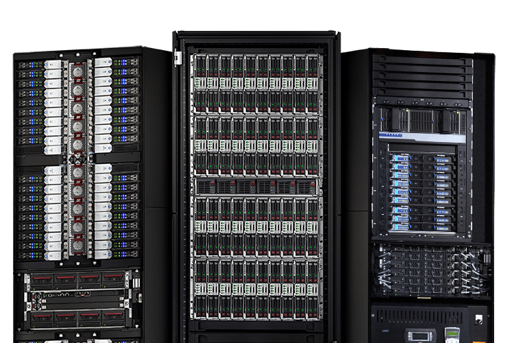 HPE HP apollo big data